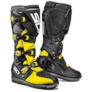 Sidi X-Treme SRS Offroad Boots  - Yellow - Size: 42