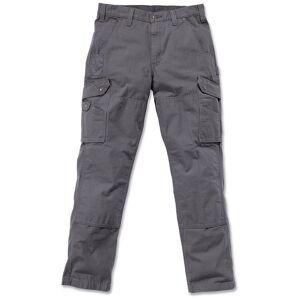 Carhartt Ripstop Cargo Work Pants  - Grey - Size: 32