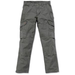 Carhartt Ripstop Cargo Work Pants  - Green - Size: 32