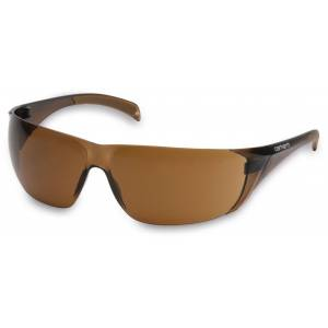 Carhartt Billings Safety Glasses  - Brown - Size: One Size