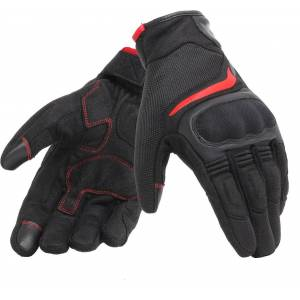 Dainese Air Master Gloves  - Black Red - Size: 3XL