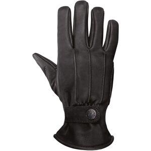 John Doe Grinder XTM Leather Gloves  - Black - Size: L