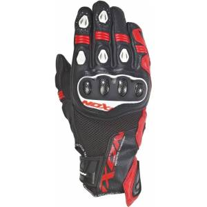 Ixon Rs Recall Gloves  - Black Red - Size: 2XL