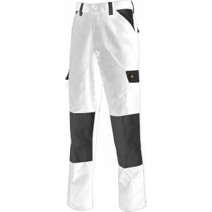Dickies Workwear Everyday Pants  - White - Size: 36
