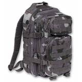 Brandit US Cooper M Backpack  - Black Grey - Size: One Size