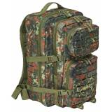 Brandit US Cooper Lasercut L Backpack  - Green - Size: One Size
