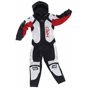 Held Slade Kids Jumpsuit Black Red XS 140