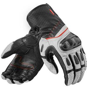 Revit Chevron 2 Ladies Gloves Black White XL