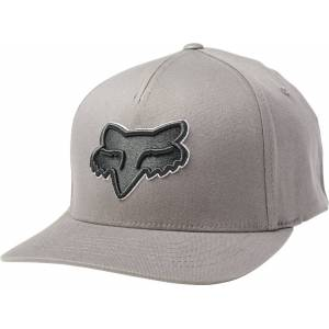 FOX Epicycle Flexfit Cap Grey L XL