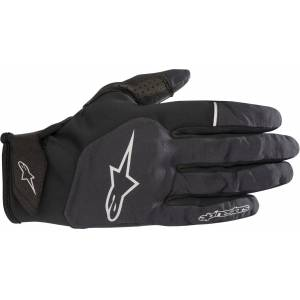 Alpinestars Cascade Tech Waterproof Bicycle Gloves Black Grey S