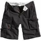 Surplus Trooper Shorts  - Black - Size: M