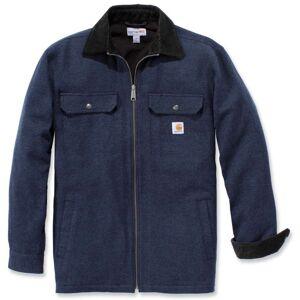Carhartt Rain Defender Pawnee Zip Shirt Blue 2XL