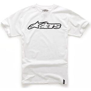 Alpinestars Blaze T-Shirt  - White - Size: M
