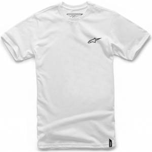 Alpinestars Neu Ageless Tee T-Shirt  - Black White - Size: M