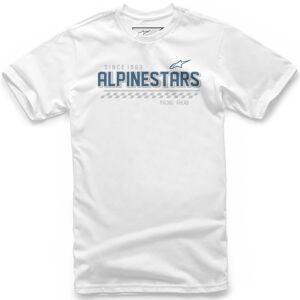 Alpinestars Coronal T-Shirt  - White - Size: M