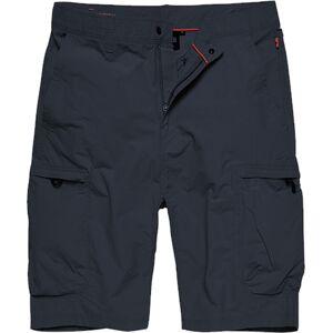 Vintage Industries Lodge Shorts  Blue Size: