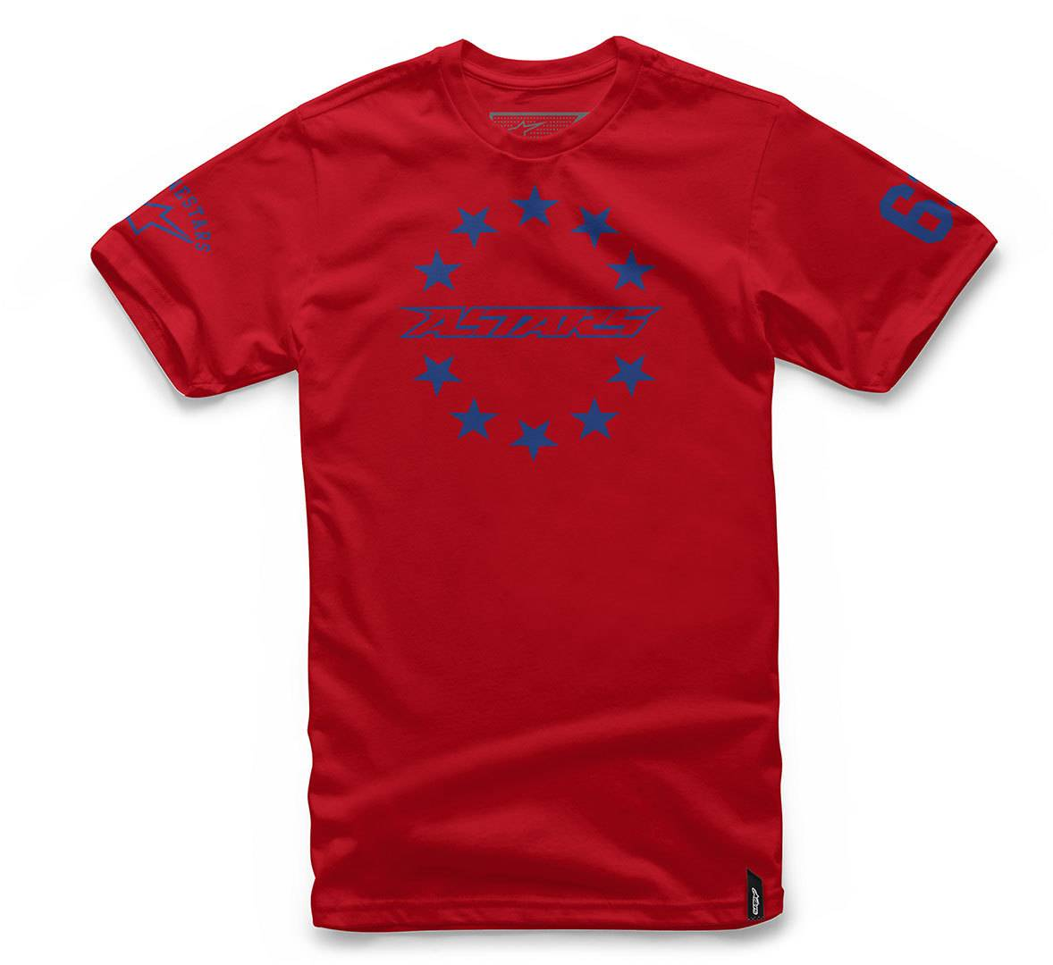 Alpinestars Ace T-Shirt Red XL