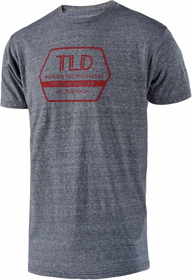 Lee Troy Lee Designs Factory T-Shirt Grey S