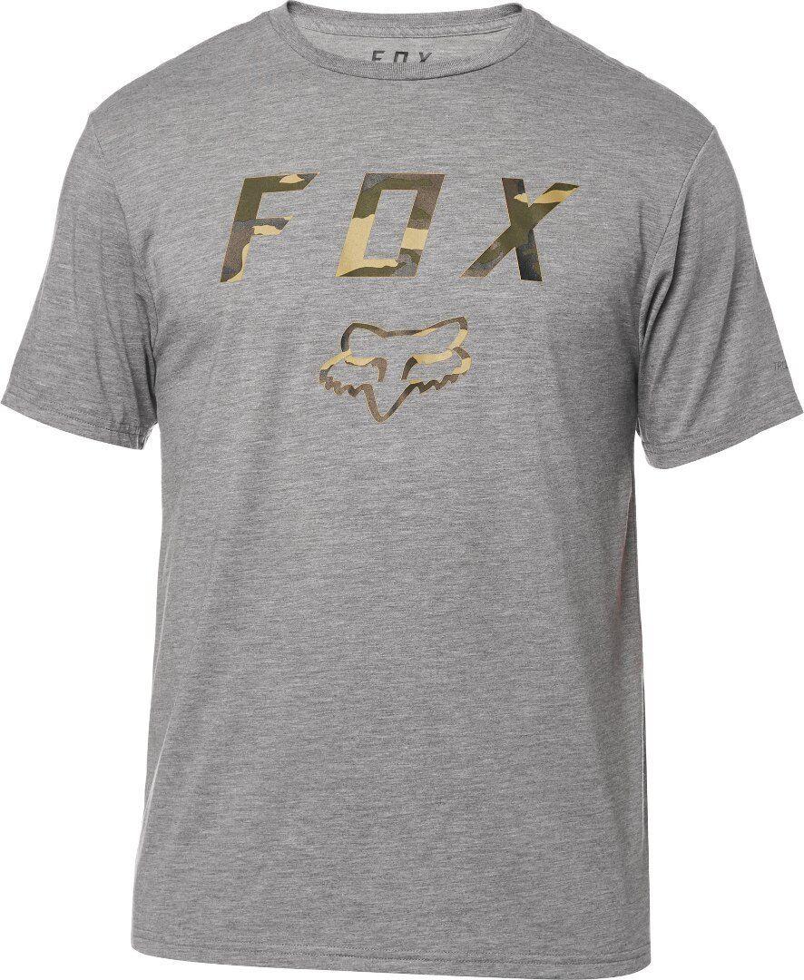 FOX Cyanide Squad SS Tech Tee T-Shirt Grey XL