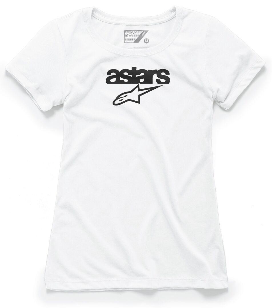 Alpinestars Heritage Blaze Women T-Shirt White M