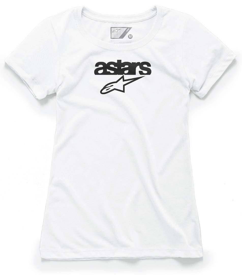 Alpinestars Heritage Blaze Women T-Shirt White L