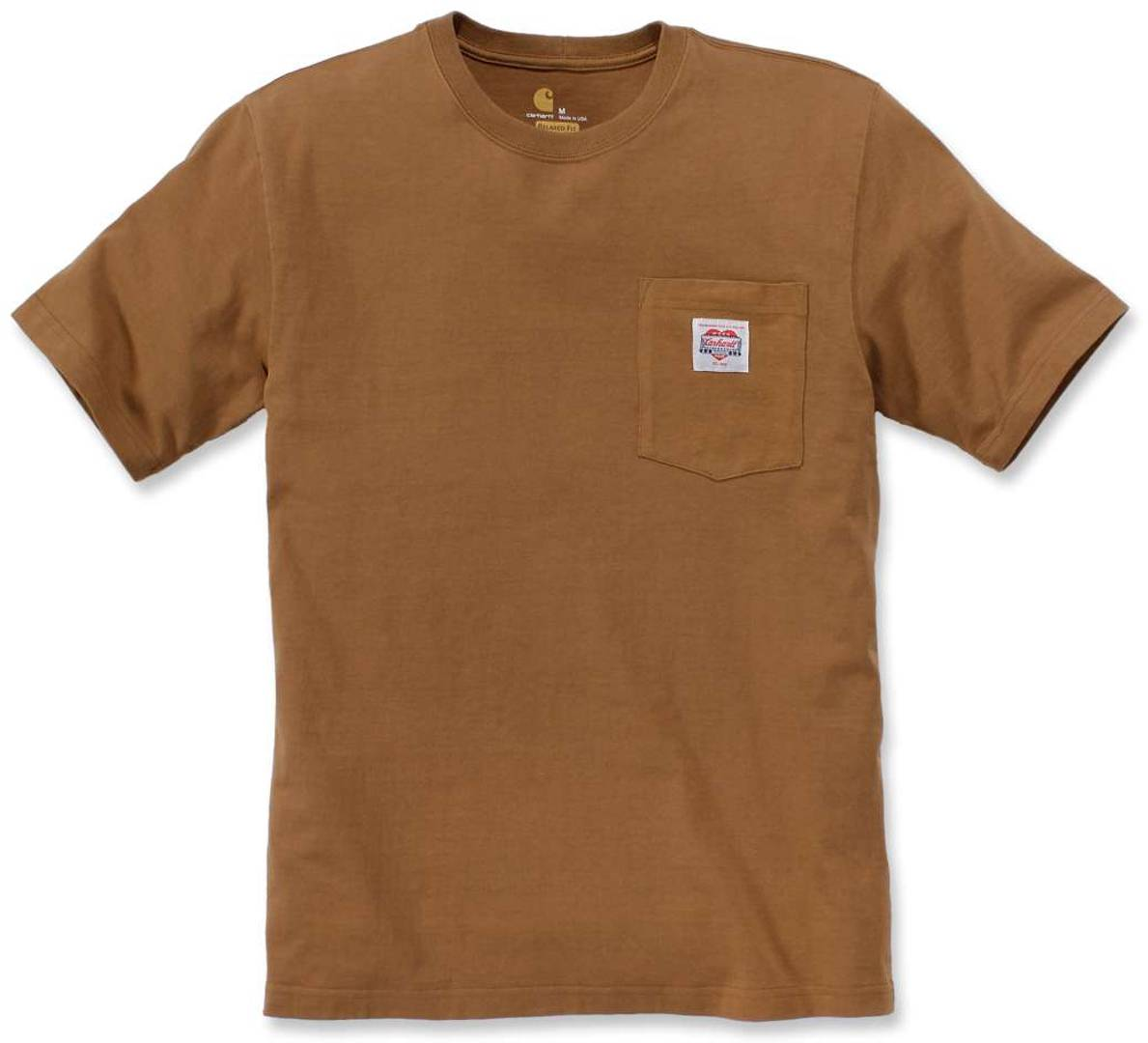 Carhartt K87 Icon Limited Edition T-Shirt Brown 2XL