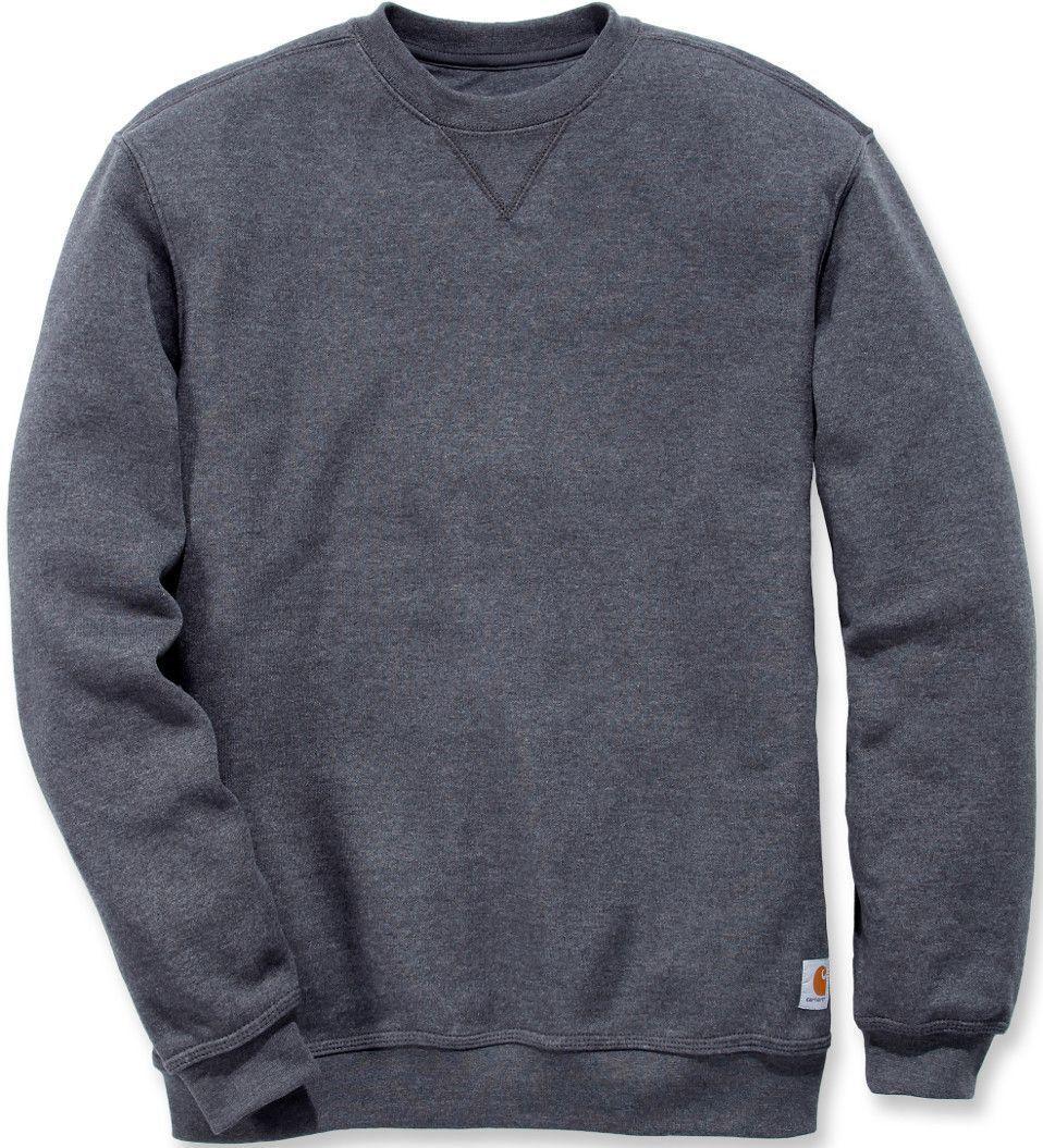 Carhartt Midweight Crewneck Sweatshirt  - Grey - Size: L