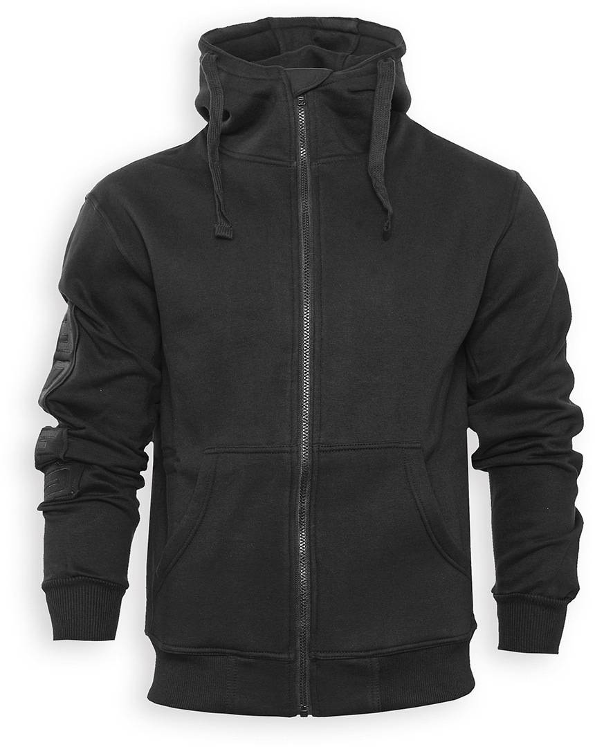 Bores Fashion Hoodie  - Black - Size: 4XL