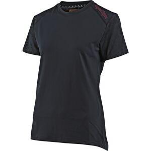 Lee Troy Lee Designs Lilium Floral Ladies T-Shirt Black M