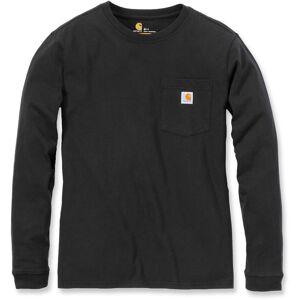 Carhartt Workwear Pocket Women's Long Sleeve Shirt  - Size: Large