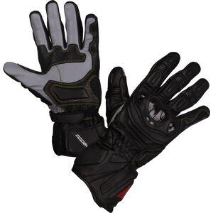 Modeka Cay Ladies Motorcycle Gloves  - Black - Size: XL