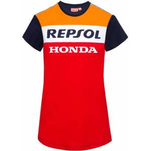 GP-Racing Repsol Ladies T-Shirt  - Size: Extra Small