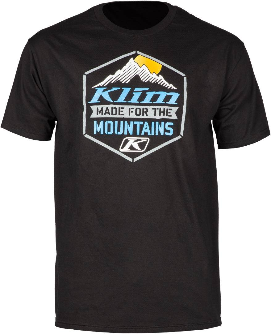 Klim Mountain Made T T-Shirt Black M