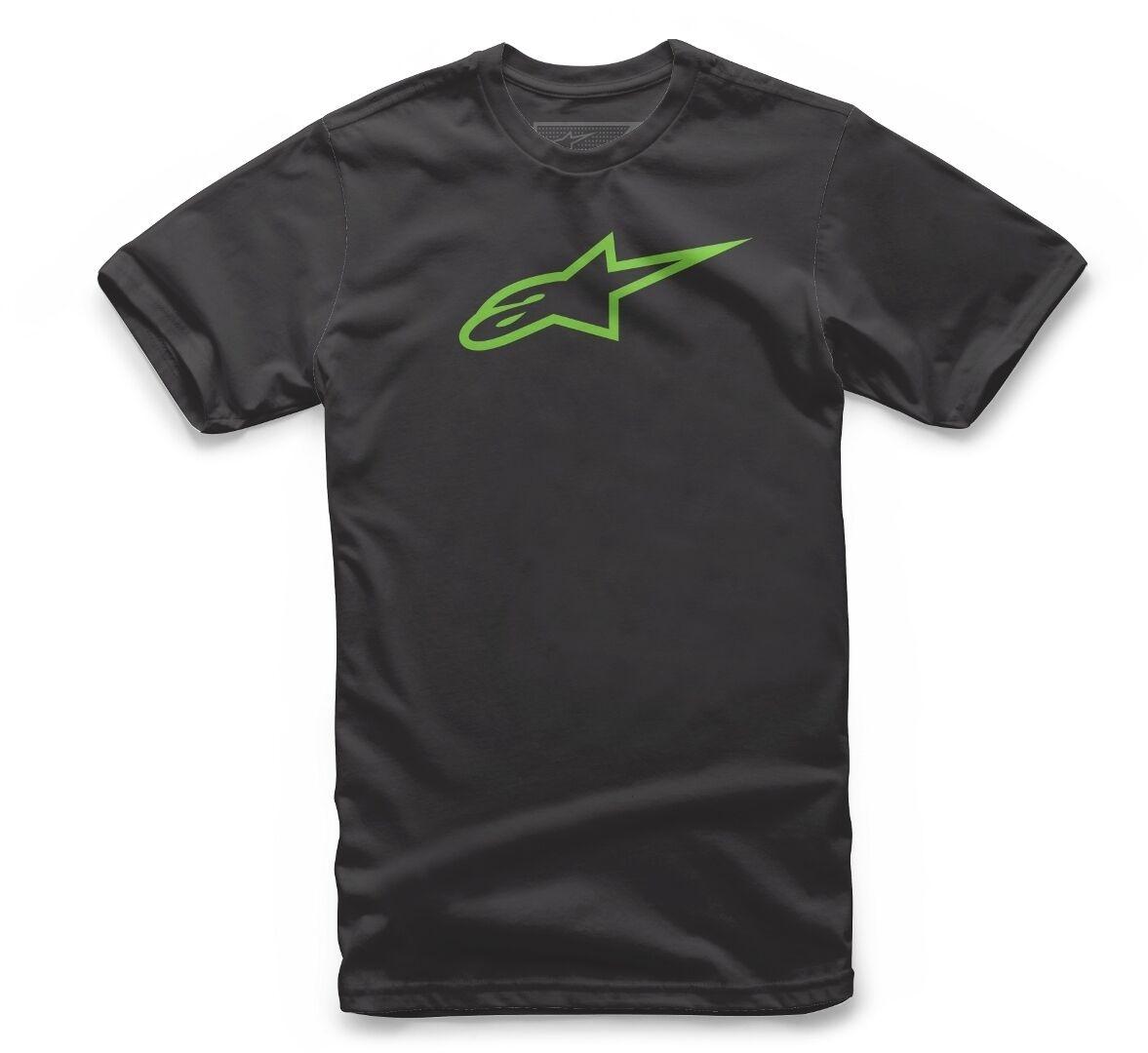 Alpinestars Ageless Tee Kids T-Shirt unisex Black White Size: M