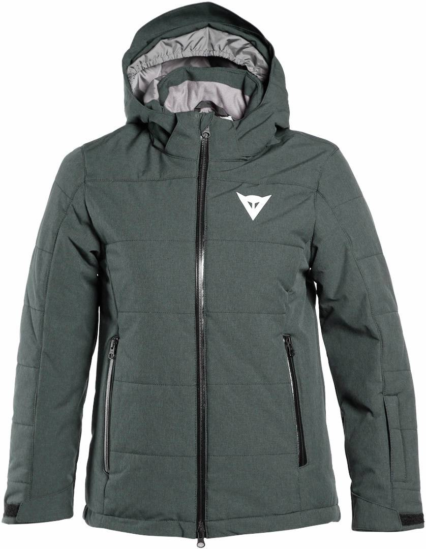 Dainese Scarabeo Padding Youth Ski Jacket unisex Black Pink Size: XL