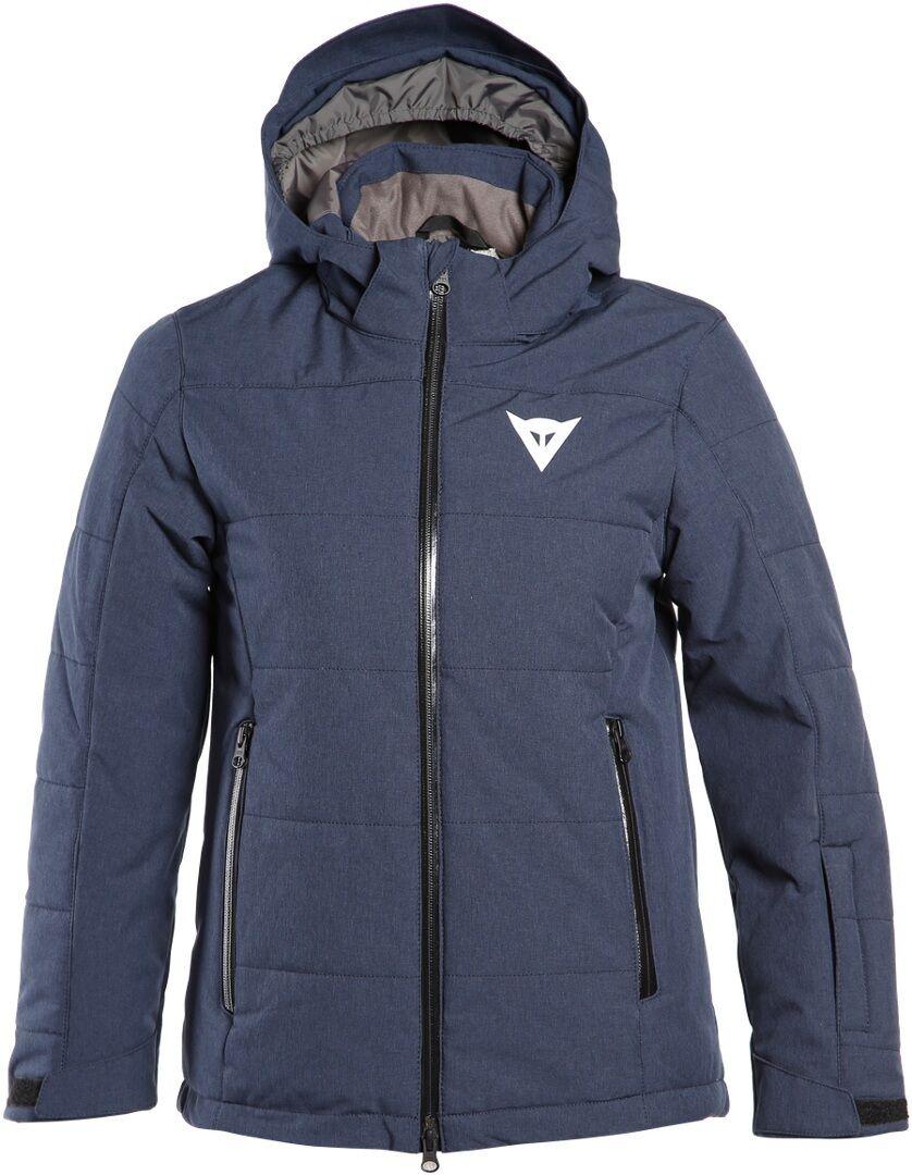 Dainese Scarabeo Padding Youth Ski Jacket unisex Black Pink Size: L