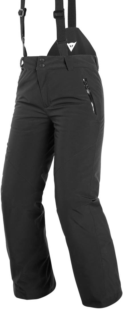 Dainese Scarabeo Kids Ski Pants unisex Black Grey Size: S