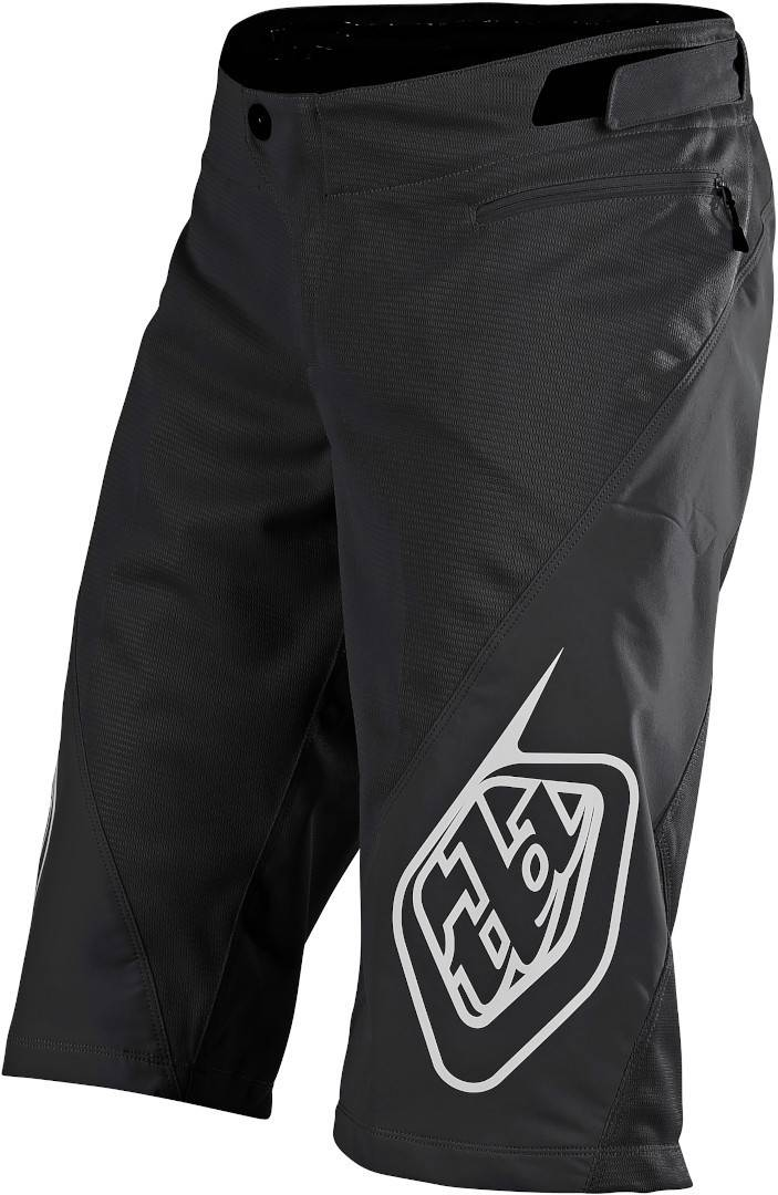 Lee Troy Lee Designs Sprint Youth Bicycle Shorts unisex Black Size: 36