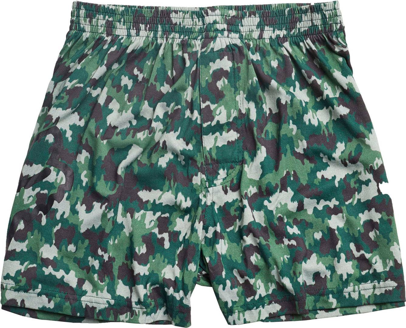 Fox Jumped Shorts  Multicolored Size: