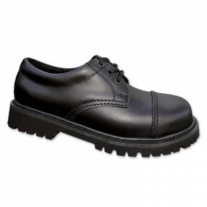 Brandit 3 Eyelet Boots Black 40