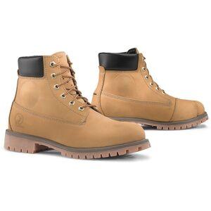 Forma Elite Waterproof Motorcycle Shoes Gold 45