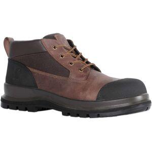 Carhartt Detroit Rugged Flex Chukka S3 Shoes Brown 43