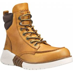Timberland MTCR Moc Toe Boots  - Brown - Size: 45