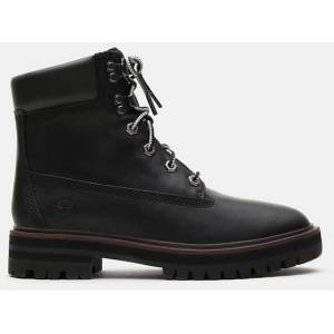 Timberland London Square 6 Inch Ladies Boots  - Black - Size: 42