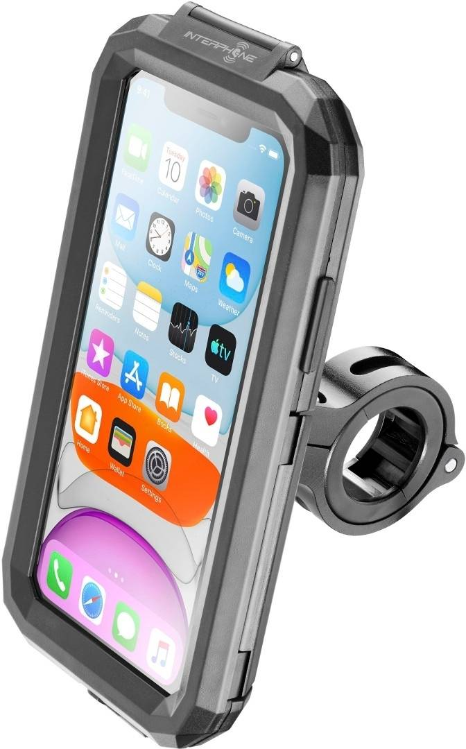 Interphone iCase iPhone XR/11 Smartphone Case  - Black - Size: One Size