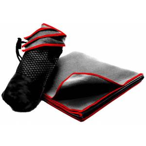 Dainese Explorer Towel  - Black - Size: One Size