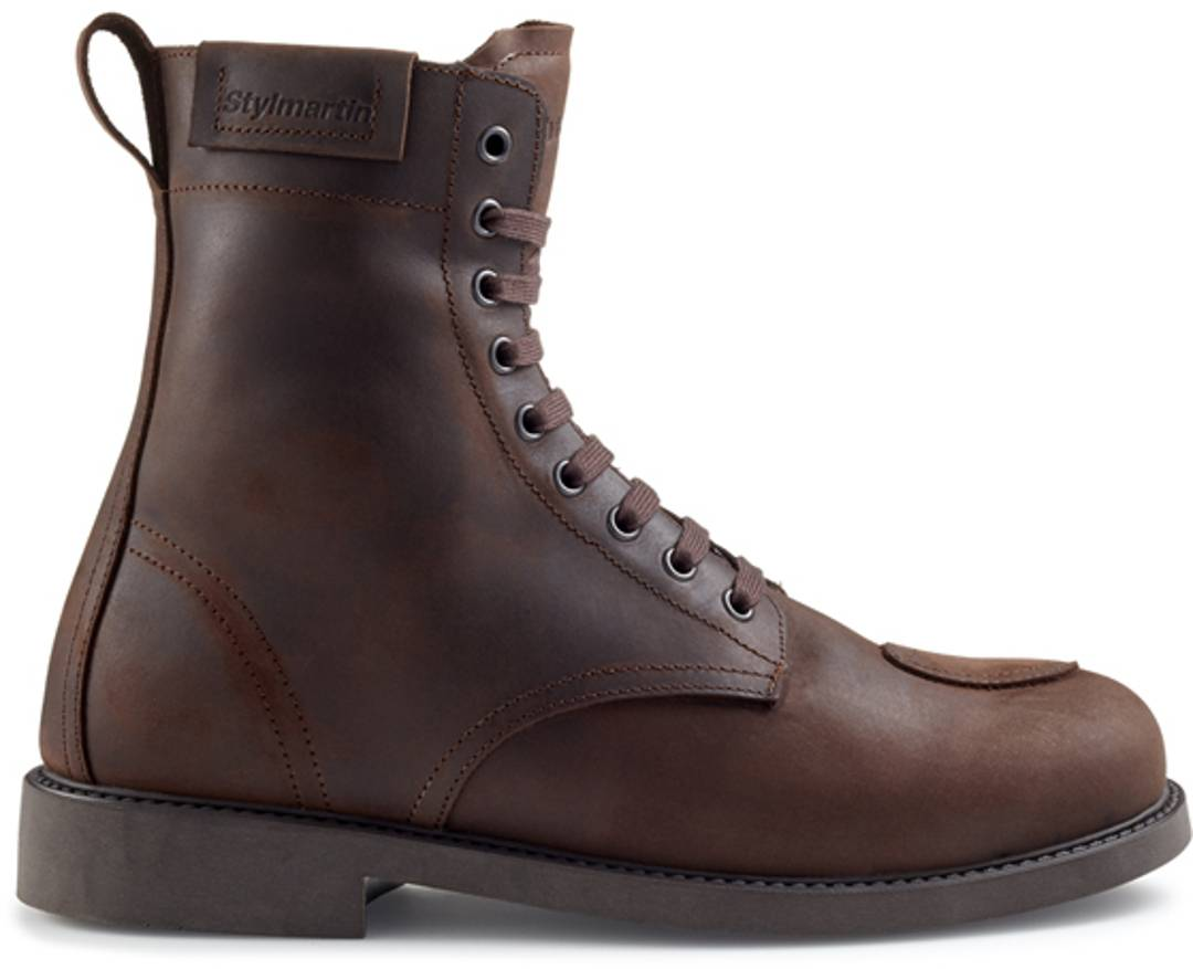 Stylmartin District Motorcycle Boots  - Brown - Size: 40