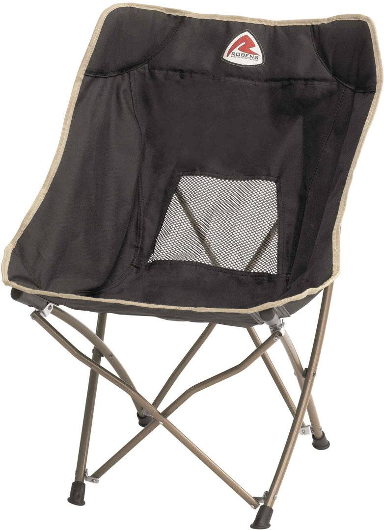 Robens Hawk Folding Stool Brown One Size
