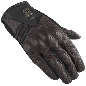 Bogotto Sparrow Motorcycle Gloves  Brown Size: