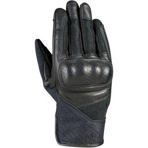 Ixon RS Launch Ladies Motorcycle Gloves unisex Black Grey Size: 44 45 46 47